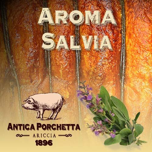 Porchetta-aroma-salvia-500 Aromatizzazione con Salvia fresca Aromatizzazione con Salvia fresca Porchetta aroma salvia 500