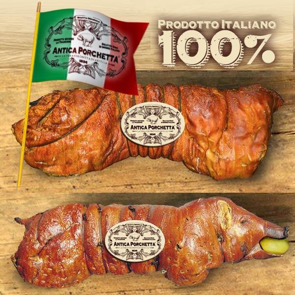 Prezzi listino Porchetta