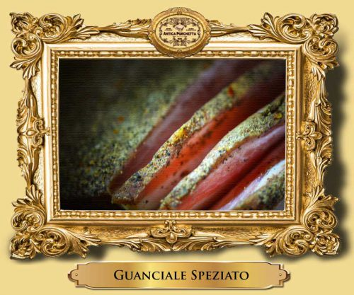 Guanciale di Suino Ariccino, l'ideale per una ottima carbonara!