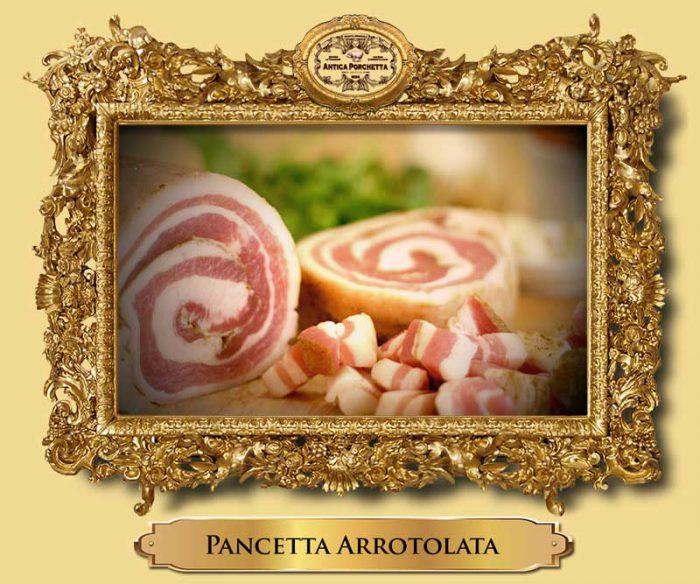 Pancetta Arrotolata Ariccina