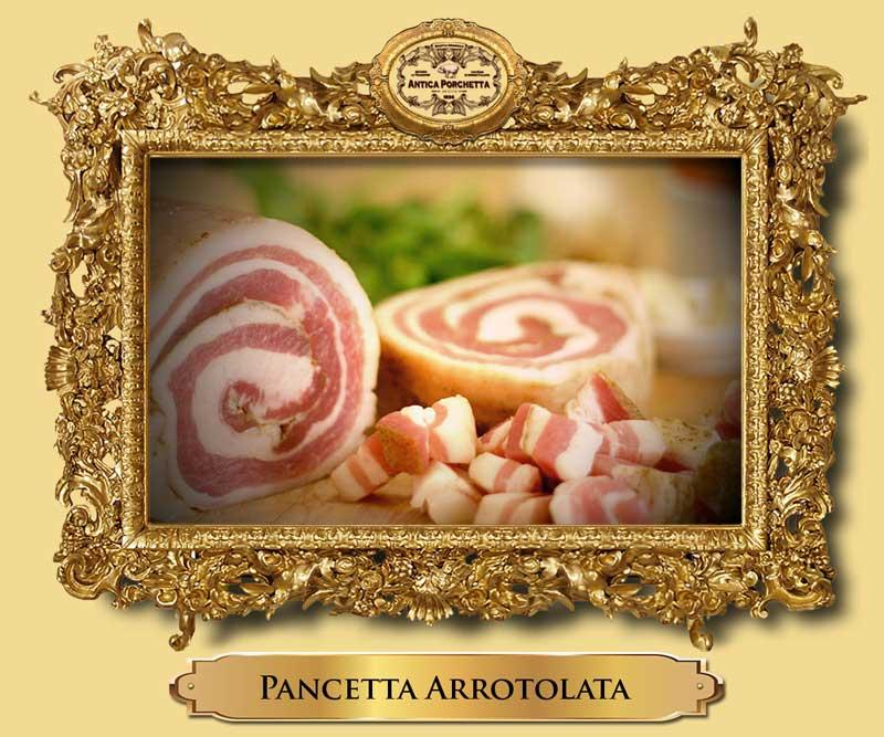 Pancetta Arrotolata Ariccina immagini porchetta Immagini  porchetta | Foto della porchetta pancetta arrotolata ariccina
