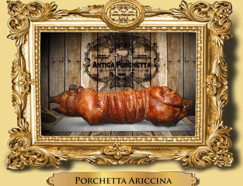 Porchetta consegna a Roma