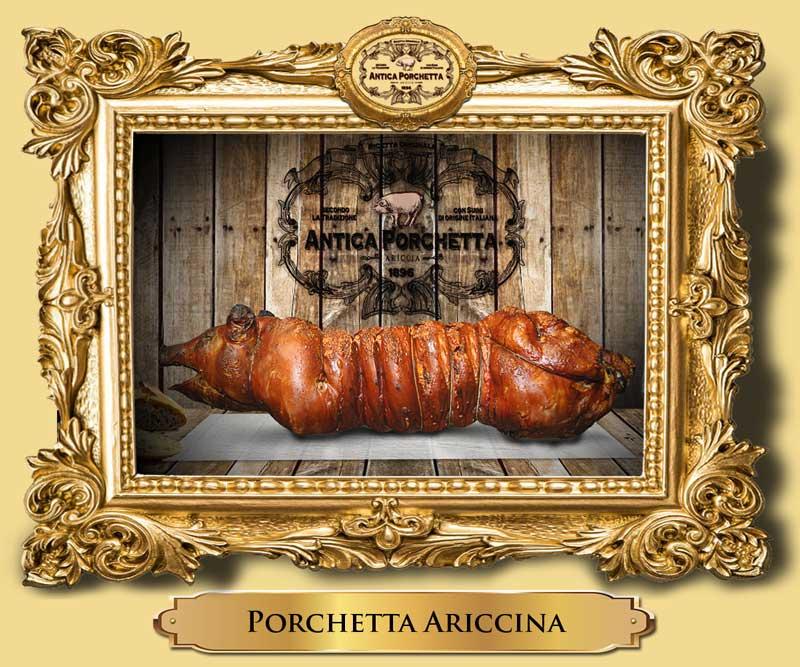 Porchetta freschissima prodotta direttamente ad Ariccia, ordina e ricevi in 24 ore!
