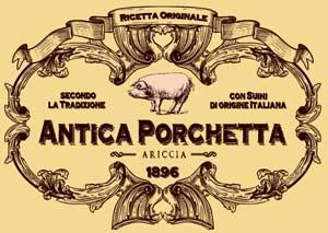 Antica porchetta | La porchetta secondo la ricetta 1896