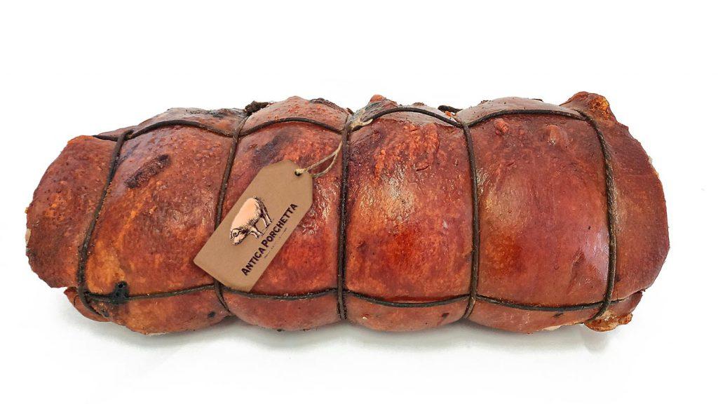Tronchetto IGP di Ariccia porchetta Antica Porchetta Ariccia Tronchetto porchetta IGP Ariccia